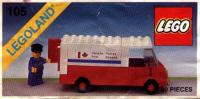 View Instructions For 105-1 - Canada Post Truck
