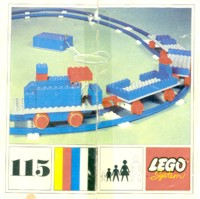 View Instructions For 115-1 - LEGO Building Set