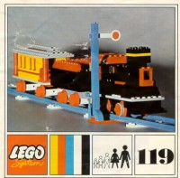View Instructions For 119-1 - Super Train Set