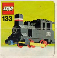 View Instructions For 133-1 - Locomotive {Push}