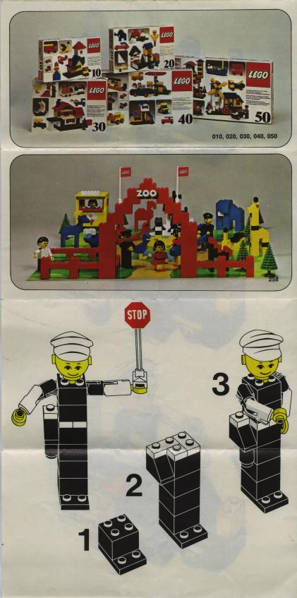 lego police motorcycle instructions