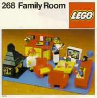 View Instructions For 268-1 - Family Room
