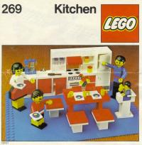 View Instructions For 269-1 - Kitchen