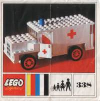 View Instructions For 338-1 - Ambulance