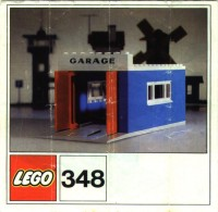 View Instructions For 348-1 - Garage with automatic doors