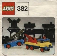 View Instructions For 382-1 - Breakdown truck and car