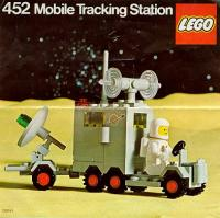 View Instructions For 452-1 - Mobile Tracking Station