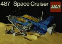 View Instructions For 487-1 - Space Cruiser