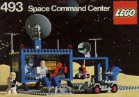 View Instructions For 493-1 - Space Command Center