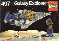 View Instructions For 497-1 - Galaxy Explorer