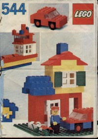 View Instructions For 544-1 - Universal Building Set