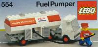 View Instructions For 554-1 - Fuel Pumper