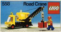 View Instructions For 558-1 - Road Crane