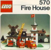 View Instructions For 570-1 - Fire House
