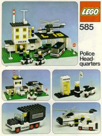 View Instructions For 585-1 - Police Headquarters