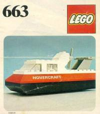 View Instructions For 663-1 - Hovercraft