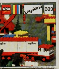View Instructions For 683-1 - Articulated Lorry