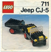 View Instructions For 711-1 - Jeep
