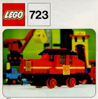 View Instructions For 723-1 - Diesel Locomotive