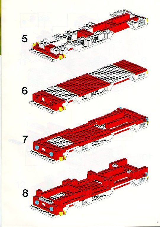 Instructions For 735 1 7 Building Set With Electric System