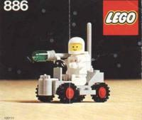 View Instructions For 886-1 - Space Buggy