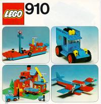 View Instructions For 910-1 - Universal Building Set