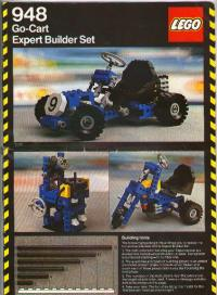 View Instructions For 948-1 - Go Cart