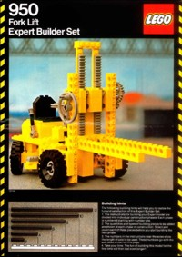 View Instructions For 950-1 - Fork Lift