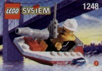 View Instructions For 1248-1 - {SHELL Promotional Set: Service Station Series:} Fire Boat