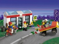 View Instructions For 1254-1 - {SHELL Promotional Set: Service Station Series:} Select Shop