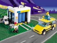 View Instructions For 1255-1 - {SHELL Promotional Set: Service Station Series:} Car Wash