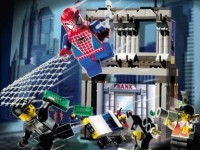 View Instructions For 1376-1 - Spider-Man™ Action Studio