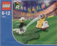 View Instructions For 1429-1 - small soccer set