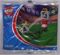 View Instructions For 1430-1 - small soccer set