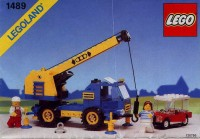 View Instructions For 1489-1 - Mobile Car Crane