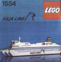 View Instructions For 1554-1 - Silja Line Ferry
