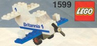 View Instructions For 1599-1 - Britania Airliner
