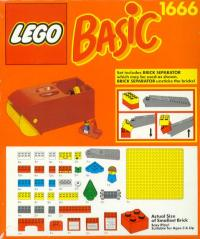 View Instructions For 1666-1 - Brick Vac