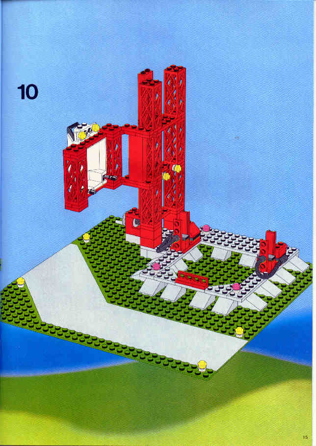 lego space shuttle instructions 1682