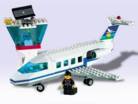 View Instructions For 1775-1 - Airline Promotional Set: Jet and Tower