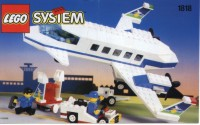 View Instructions For 1818-1 - {Airline Promotional Set:} Starliner