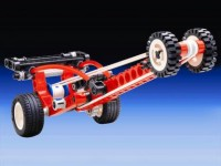 View Instructions For 2129-1 - Blast-Off Dragster