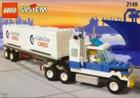 View Instructions For 2149-1 - Color Line Promotional Set: Cargo Truck