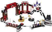 View Instructions For 2520-1 - Ninjago Battle Arena