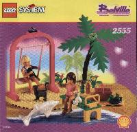 View Instructions For 2555-1 - SHELL Promotional Set: Belville Swing Set