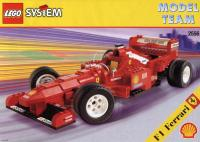 View Instructions For 2556-1 - SHELL Promotional Set F1 Ferrari