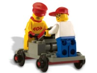 View Instructions For 2585-1 - Promotional set from LEGO Loco Software Package