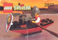 View Instructions For 2892-1 - Kabaya Promotional Set: Crossbow Boat