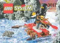 View Instructions For 3017-1 - Mini River Ninja