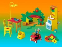 View Instructions For 3152-1 - Playroom for Baby Thomas